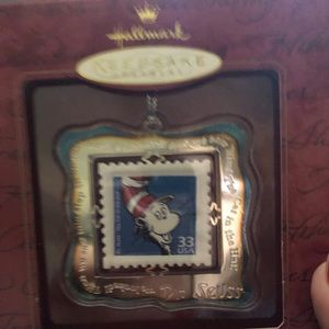 1999 Hallmark The Cat in the Hat Stamp. Mint.